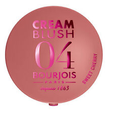 BOURJOIS CREAM BLUSH 04 SWEET CHERRY