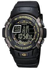 Reloj de Cuarzo Casio G-shock para Hombres Negro Esfera Negra Y Pantalla Digital Resina