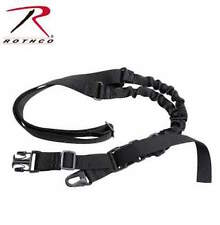 Rothco Tactical Black  Single Point Sling