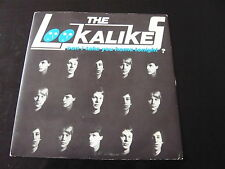 "THE LOOKALIKES...CAN I TAKE YOU HOME TONIGHT...MINTY 7"" 45 RPM NEW WAVE POP"