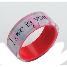 WHAT IS LOVE ENESCO *LOVE IS YOU AND ME BANGLE* NEW BOXED A23488 RRP: £18!