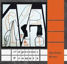 Rapoon & Promute  –  Machine River CD  REFORMED FACTION, ZOVIET FRANCE