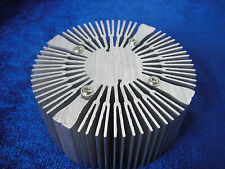 white,Red,Blue LED Aluminum Heat Sink Cooler 20W - 100W 90 Diameter x 40mm Thick