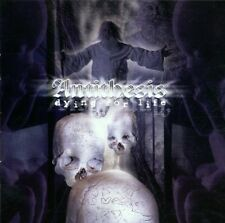 Antithesis - Dying for Life (CD, 2001, 2 Bonus Track, Massacre) Import RARE/OOP