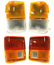 MITSUBISHI Pajero Montero 1983-1991 rear tail lights lamp + turn signal blinker