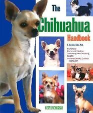 The Chihuahua Handbook by D. Caroline Coile 2000 Paperback Dog Care Book