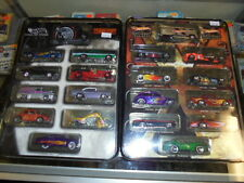NEW Hot Wheels Hall of Fame BOX SET All Time Top 10 Favorites X Decades lot 1:64