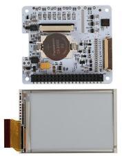 "PAPIRUS-2.7 Pi Supply Papirus 2.7"" Epaper/ Eink Screen Hat For Raspberry Pi"