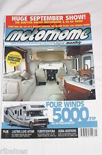 Motorhome Monthly September 2008, Chevy Chevrolet Four Winds 5000