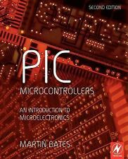 PIC Microcontrollers, Second Edition: An Introduction to Microelectron-ExLibrary