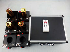 6 Cues wedding Stage Fireworks Firing system+indoor outdoor Switch Smart remote