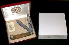 Boker Colt 45 Knife 1872 Army Single Action Peacemaker W/Packaging,Sleeve Rare