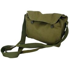 MILITARY SURPLUS CZECH ARMY BREAD BAG