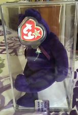 Authenticated, TY Princess Diana Beanie Baby, Indonesia, PVC, Ghost version