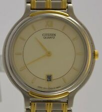 CITIZEN Quartz - Herrenuhr  / Quartz / Bi-Color 6115