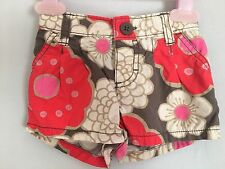 Gorgeous Baby Girls Carters Summer Shorts 12m ��