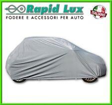 Telo copriauto impermeabile felpato SU MISURA  per Fiat 500 nuova (2007)