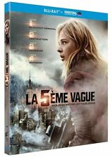 La cinquième vague - La 5ème Vague - Blu Ray + copie digitale