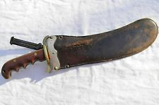 Rare M1904 Hospital Corps Knife-SPRINGFIELD ARMORY in original 1912 RIA scabbard