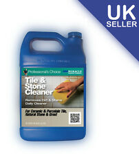 Miracle Sealants Tile and Stone Cleaner - Concentrated 3.785 Ltr - pH Neutral