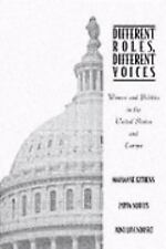 Different Roles, Different Voices : Women and Politics in the United States...