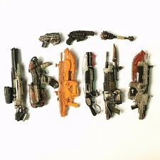 RARE 9PCS Gears Of War Weapons Accessory for Xmas Action figure toy QA228