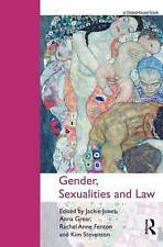 Gender, Sexualities and Law-ExLibrary