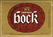 Chile Beer Label Bock 655cc