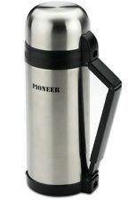 Pioneer Vacuum Flask 1.5 Litre Stainless Steel 8 Hours Hot Leakproof 1.5L