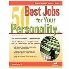 50 Best Jobs for Your Personality, 3rd Ed by Laurence Shatkin, Ph.D.