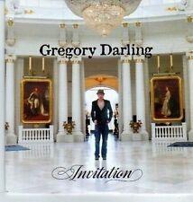 (DA341) Gregory Darling, Invitation - 2012 DJ CD