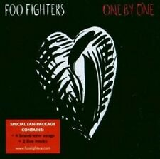 "FOO FIGHTERS ""ONE BY ONE"" CD NEUWARE"