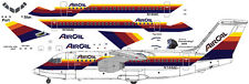 Air Cal BAe 146-200 Avro RJ 85 decals for Revell 1/144 kits