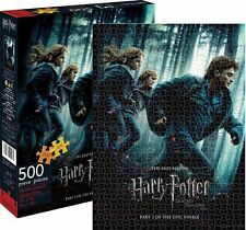 HARRY POTTER And The Chamber of Secrets, 500 Piece Jigsaw Puzzle, by Aquarius