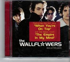 (FH28) The Wallflowers, Red Letter Days - 2002 CD