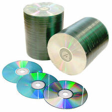 100 CD-R Taiyo Yuden Official Shiny Top  Silver Green Medistar 52920