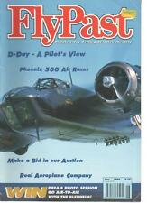 FLY PAST MAGAZINE June 1994 Phoenix 500 Air Races AL