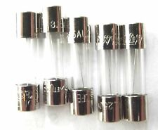 FUSE 3.15A 20MM  Quick Blow Fast F3.15a L 250v  Glass   x5 pieces