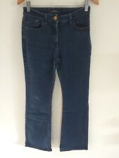 Marks & Spencer Jeans Size 10 Stretch Bootleg Style  R8567