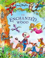 The Enchanted Wood Deluxe Edition (The Magic Faraway Tree)- 9781405276658