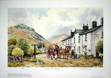 SWAN Hotel, Grasmere firmata Ltd Edition Lake District