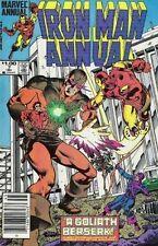 Iron Man Vol. 1 (1968-1996) Ann. #7
