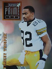 NFL 017 Yancey Thigpen WR Wide Receiver Play off Prime 1996