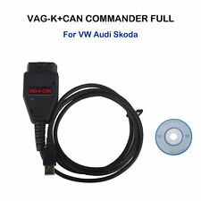 VAG-K+CAN Commander 1.4 OBD2 Diagnostic Scanner Tool COM Cable for VW Audi  LD