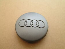 AUDI A1 A2 A3 A4 A6 A8 ALLOY WHEEL TRIM CAP 8D0601170A7ZJ NEW GENUINE AUDI PART