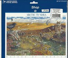 U.S. Sc.#3802a-j Artic Tundra Sheet MNH Sealed by The P. O. (LR364)