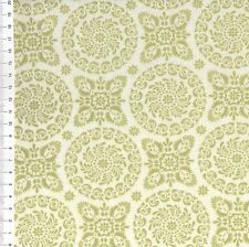 """(€ 18,00/m) patchwork de tela - """"Refresh"""" ornamentos - 25 x 110cm"""