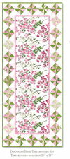 DOGWOOD TRAIL TABLE RUNNER KIT - Beautiful Moda Fabric & Pattern Included