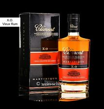 CLEMENT Rhum XO Vieux Agricole a.m.c. Rum Ron Extra Old - Martinique Ferrand