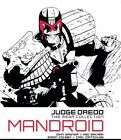 JUDGE DREDD THE MEGA COLLECTION MANDROID #JD/7
